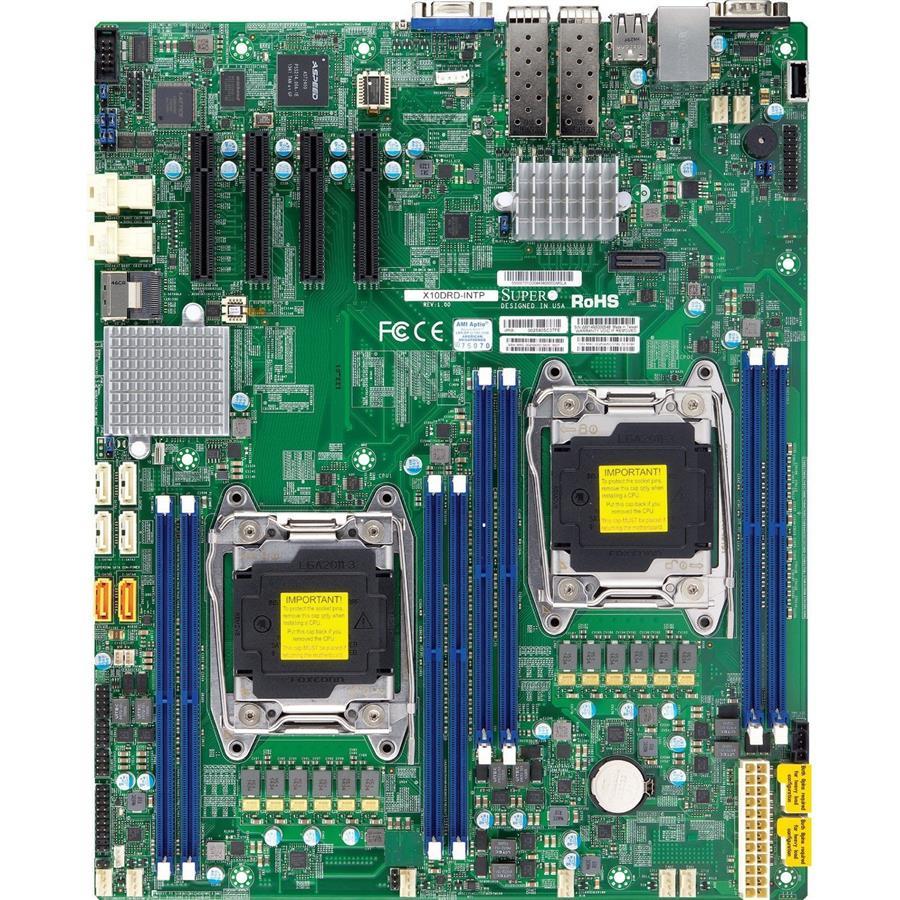 مادربرد سرور  سوپر میکرو مدل MBD_X10DRD_iTP