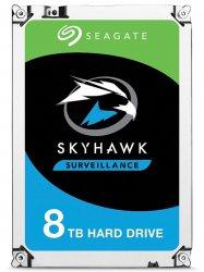 هارد سیگیت مدل ST8000VX004 SkyHawk Surveillance با ظرفیت 8 ترابایت