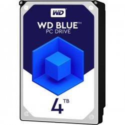 هارددیسک اینترنال وسترن دیجیتال سری آبی ظرفیت 4 ترابایت