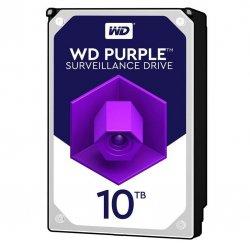 هارد دیسک اینترنال وسترن دیجیتال سری Purple WD101PURX با ظرفیت 10 ترابايت