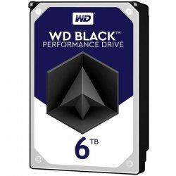 هارددیسک اینترنال وسترن دیجیتال سری Black با ظرفیت 6 ترابایت