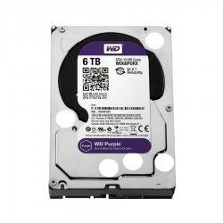 هارددیسک اینترنال وسترن دیجیتال سری Purple NV ظرفیت 6 ترابایت