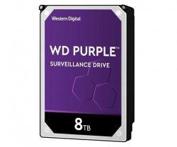هارددیسک اینترنال وسترن دیجیتال سری Purple WD82PURX ظرفیت 8 ترابایت