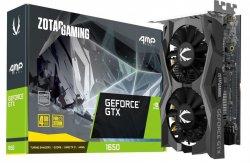 GAMING GeForce GTX 1650 AMP Core GDDR6 4GB Graphics Card
