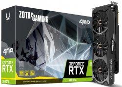کارت گرافیک زوتک مدل GeForce RTX 2080 Ti AMP با حافظه 11 گیگابایت