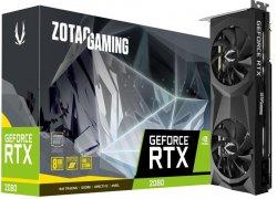 کارت گرافیک زوتک مدل GeForce RTX 2080 Twin Fan با حافظه 8 گیگابایت