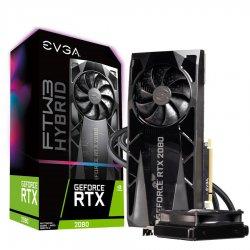 کارت گرافیک ای وی جی ای مدل GeForce RTX 2080 FTW3 ULTRA HYBRID GAMING با حافظه 8 گیگابایت
