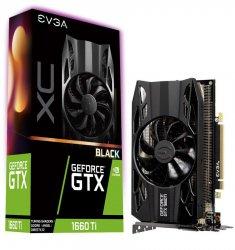 کارت گرافیک ای وی جی ای مدل GeForce GTX 1660 Ti XC Black GAMING  با حافظه 6 گیگابایت