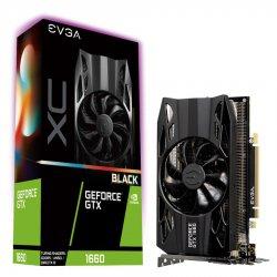 کارت گرافیک ای وی جی ای مدل GeForce GTX 1660 XC Black GAMING  با حافظه 6 گیگابایت