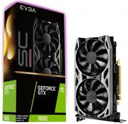 کارت گرافیک ای وی جی ای مدل GeForce GTX 1650 SC Ultra GAMING  با حافظه 4 گیگابایت