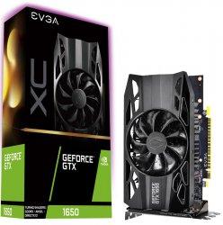 کارت گرافیک ای وی جی ای مدل GeForce GTX 1650 XC GAMING  با حافظه 4 گیگابایت