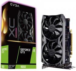 کارت گرافیک ای وی جی ای مدل GeForce GTX 1650 XC Ultra GAMING  با حافظه 4 گیگابایت