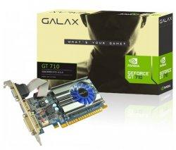 کارت گرافیک گالاکس مدل جی تی 710 ظرفیت 2 گیگابایت