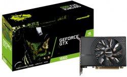 کارت گرافیک مانلی مدل GeForce GTX 1660 با حافظه 6 گیگابایت