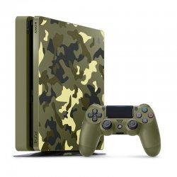 کنسول بازی سونی مدل Playstation 4 Slim Call Of Duty کد Region 2 CUH_2116B ظرفیت 1 ترابایت به همراه بازی