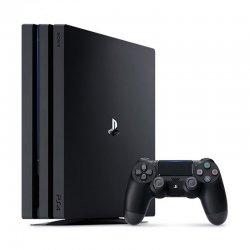کنسول بازی سونی مدل Playstation 4 Pro کد Region 2 CUH_7016B ظرفیت 1 ترابایت