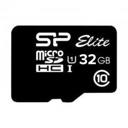 کارت حافظه MicroSDHC سیلیکون پاور مدل Elite کلاس 10 استاندارد UHS_I U1 با سرعت 85mb و ظرفیت 32 گیگابایت