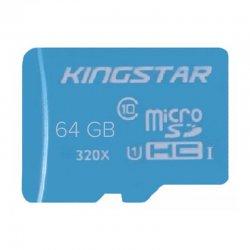 کارت حافظه MicroSD بالک کینگ استار کلاس 10 استاندارد U1 ظرفیت 64 گیگابایت