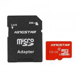 کارت حافظه MicroSDHC کینگ استار کلاس 10 استاندارد UHS_I U1 سرعت 85MB|s ظرفیت 128 گیگابایت
