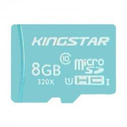 کارت حافظه MicroSD بالک کینگ استار کلاس 10 استاندارد U1 ظرفیت 8 گیگابایت