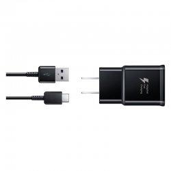 شارژر دیواری سامسونگ مدل EP_TA20EBE همراه با کابل USB C