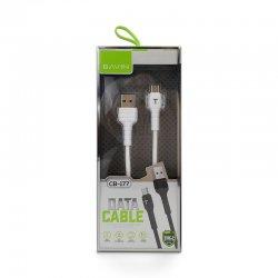 کابل تبدیل USB به USB Type_C باوین مدل CB_177 به طول 1 متر