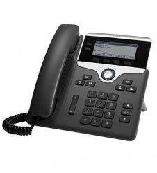 تلفن تحت شبکه باسیم سیسکو مدل CP_۷۸۲۱_K۹