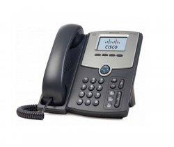 تلفن تحت شبکه سیسکو مدل SPA ۵۱۲