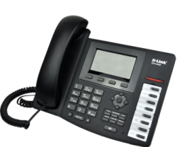 تلفن تحت شبکه دی لینک مدل ۴۰۰ اس ای
