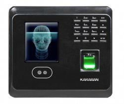 دستگاه حضور و غیاب تشخیص چهره و اثرانگشتی کارابان مدل KTA_۶۳۰