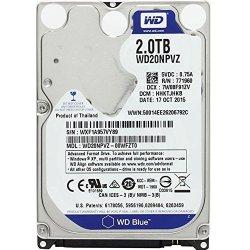 هارد دیسک لپ تاپ وسترن دیجیتال سری آبی ظرفیت 2 ترابایت
