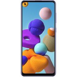 گوشی موبایل سامسونگ مدل galaxy a21s sm_a217f|ds دو سیمکارت ظرفیت 4|64 گیگابایت