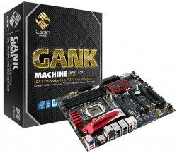 مادربرد الایت گروپ مدل GANK MACHINE Z87H3_A2X EXTREME