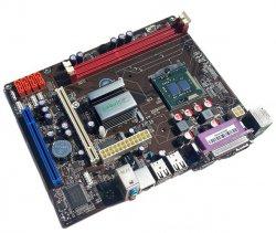 مادربورد ایسونیک مدل اچ ام 55 ام ای ال همراه سی پی یو Core i3
