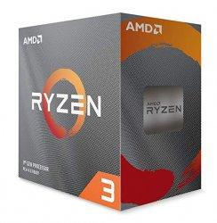 سی پی یو ای ام دی مدل Ryzen 3 3100 با سوکت AM4 و فرکانس 3.6 گیگاهرتز