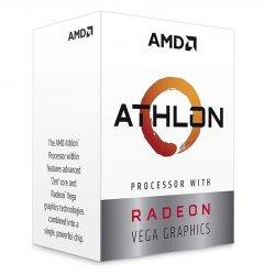 سی پی یو ای ام دی مدل Athlon 200GE  با فرکانس 3.2 گیگاهرتز