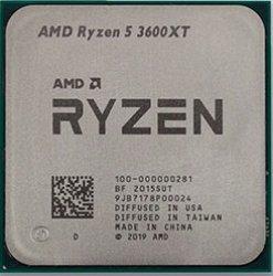 پردازنده تری ای ام دی مدل رایزن5 3600XT با فرکانس 3.8 گیگاهرتز